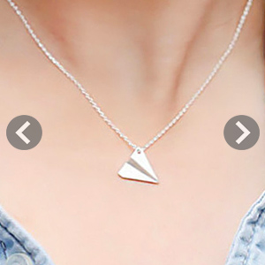 collares mujer
